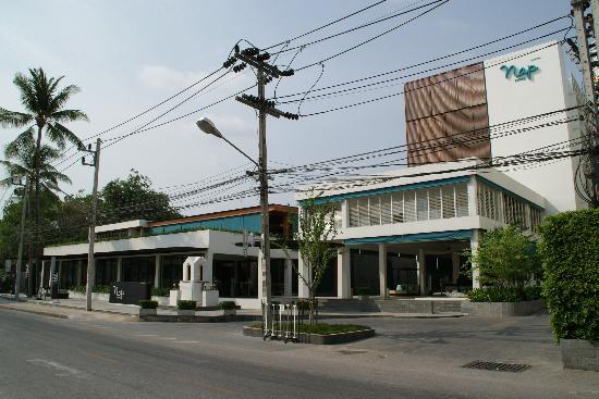 Nap Patong: 新しく清潔なホテルです。