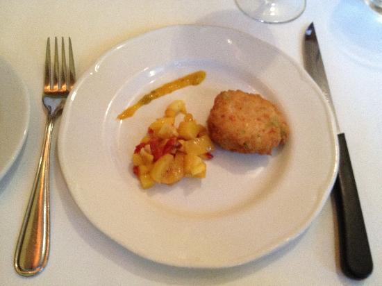 La Petite France: Crab Cake