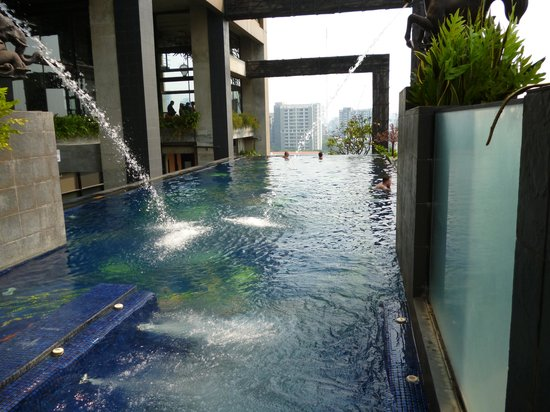 Siam@Siam Design Hotel Bangkok: loved the pool