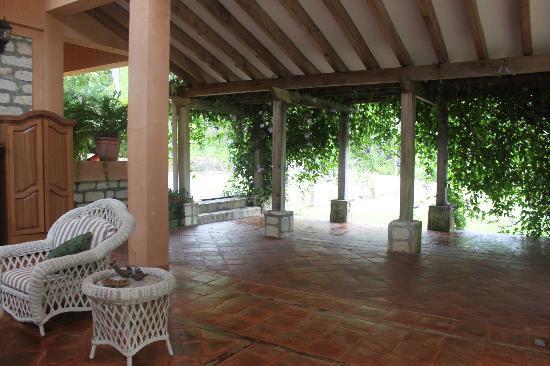 La Villa de Soledad B&B: sala