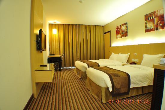Dorset Boutique Hotel, Kuching: Superior Double Room