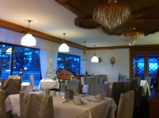 Saale Hotel : ресторан