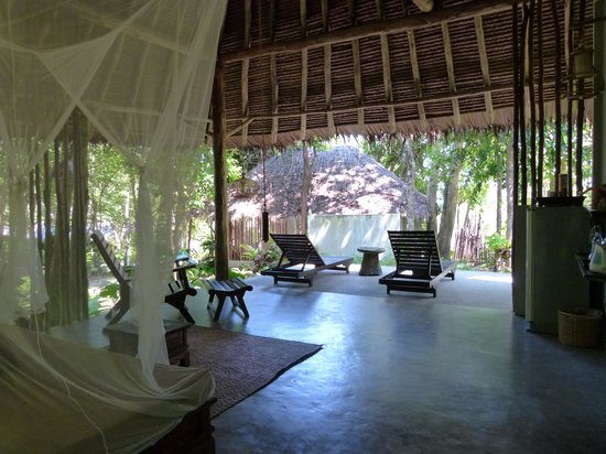 Koh Yao Yai Village: our outdoor space