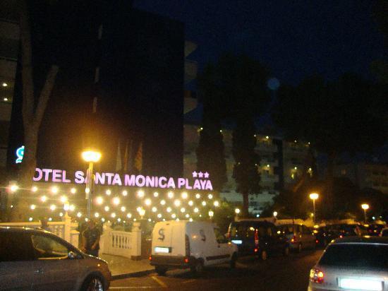 Santa Monica Playa: Ingresso hotel