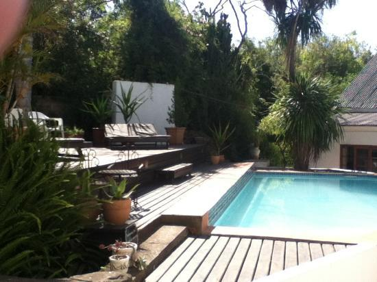 Cypress Cottage : Lovely pool
