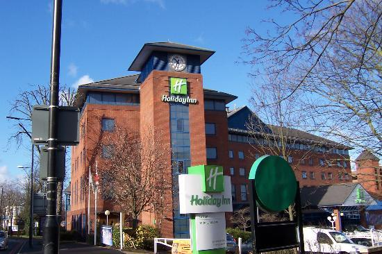 Holiday Inn London Sutton Front Elevation