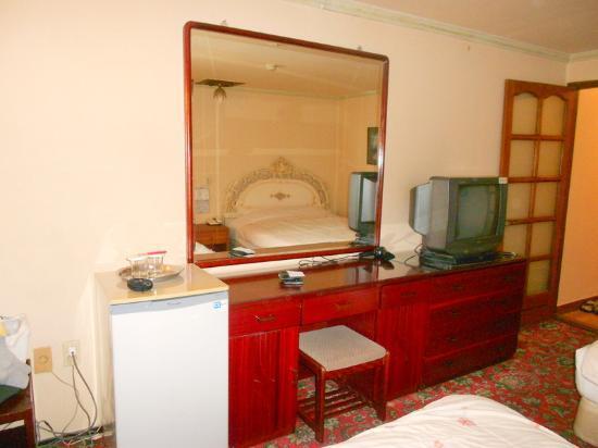 Arirang Hotel: room