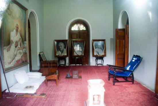 Aga Khan Palace: Mahatama Gandhi's Room