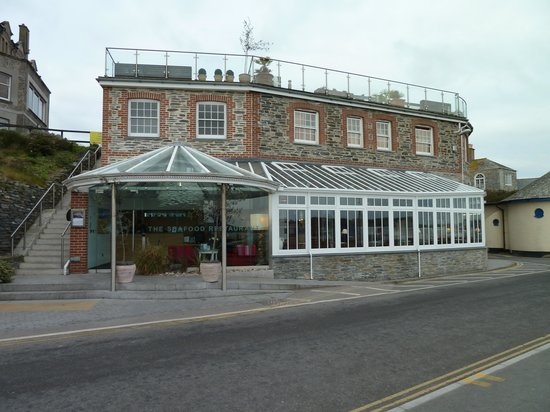 Photo of The Seafood Restaurant Accommodation Padstow