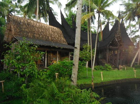 Bambu Indah: place to relax