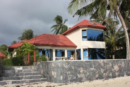 Baan Tai Villas : three bedroom villa