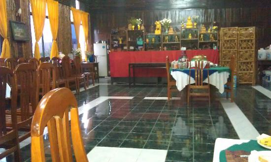 Bago Star Hotel: Restaurant