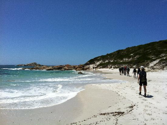 Bay of Fires Lodge: The Walk - Day 1
