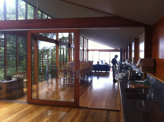 Bay of Fires Lodge: The Lodge
