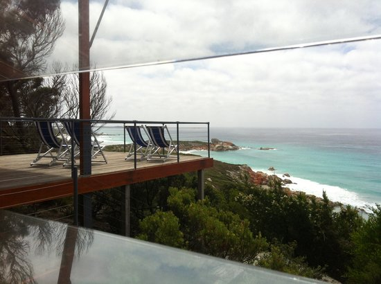 Bay of Fires Lodge: The Lodge View