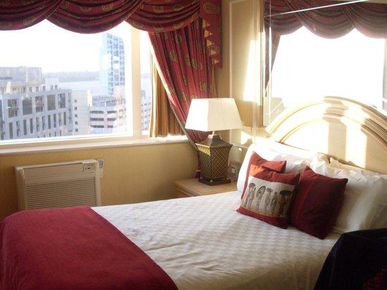 Mercure Liverpool Atlantic Tower Hotel: The room
