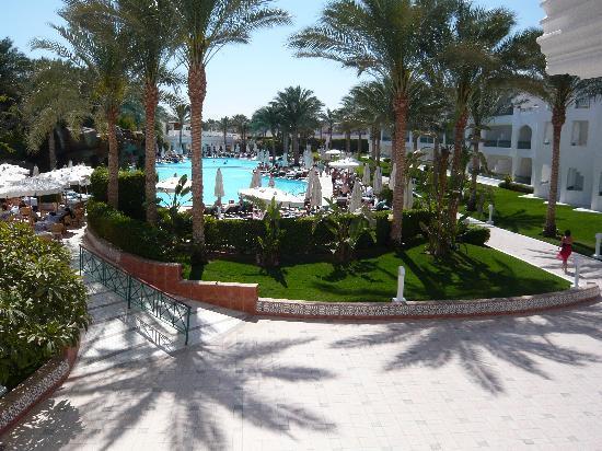 Pool Picture Of Baron Palms Resort Sharm El Sheikh Sharm El Sheikh Tripadvisor