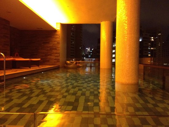 The Quincy Hotel by Far East Hospitality: Pool on the 12th floor