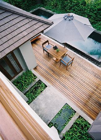 AKA Resort & Spa : AKA One Bed Pool Villa Delux