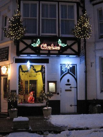 Colebrooke House: Snow in Beer