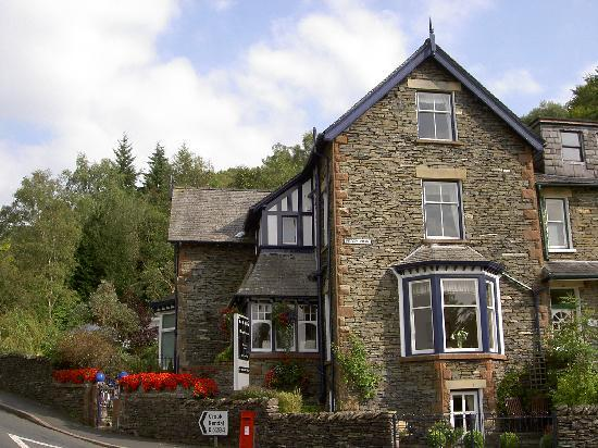Fair Rigg Guest House: A perfect location