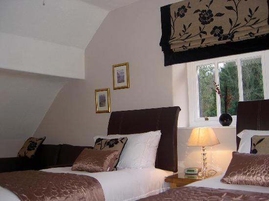 Fair Rigg Guest House: Relax after a day in the Lakes