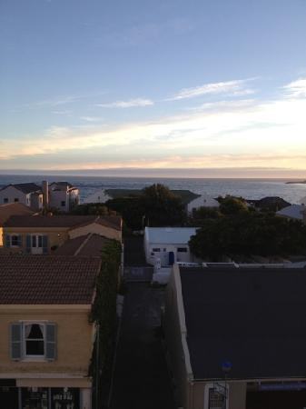 Quarters Hermanus : view from our room