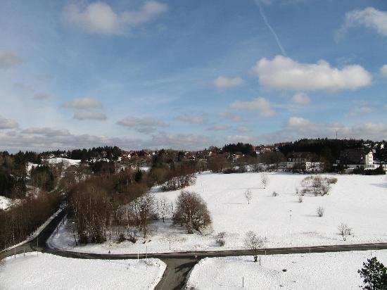 Panoramic Hohegeiss: Udsigt fra 11. sal