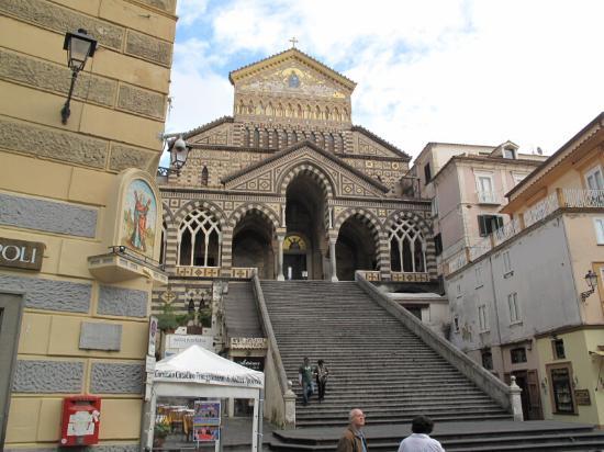 Amalfi Coast, Italia: Town of Amalfi