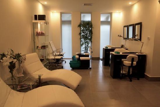 Manicure Amp Pedicure Room At Andari Spa Picture Of Andari