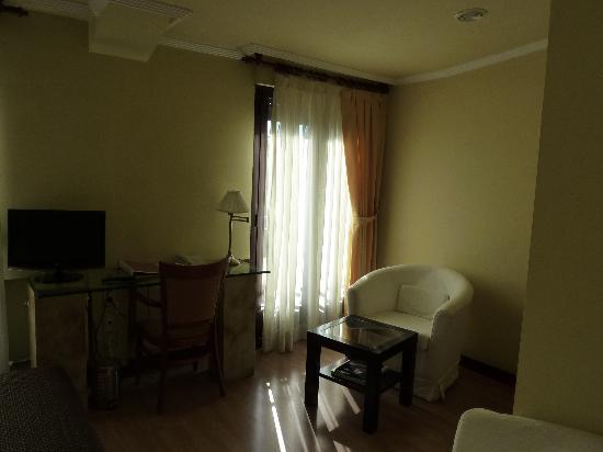 Hotel Rua: quarto