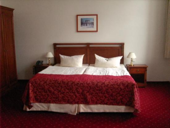 Hotel Prinzenpalais: Detail Zimmer 252