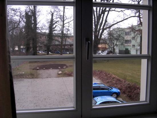 Hotel Prinzenpalais: Ausblick aus Zimmer 252