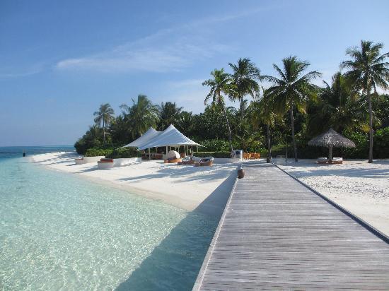 Conrad Maldives Rangali Island: Quiet Zone Bar