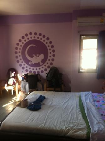 Kavil Guesthouse: our room