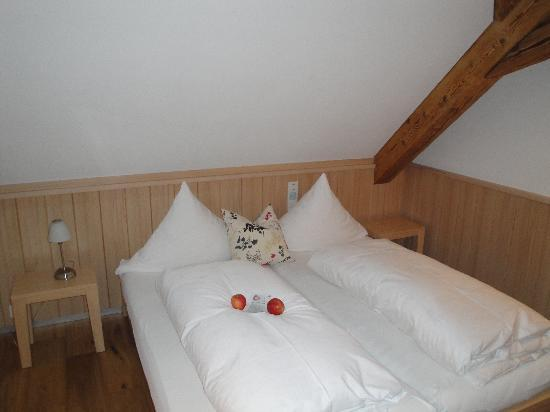 Landgasthof Hirschen Birndorf: Double room