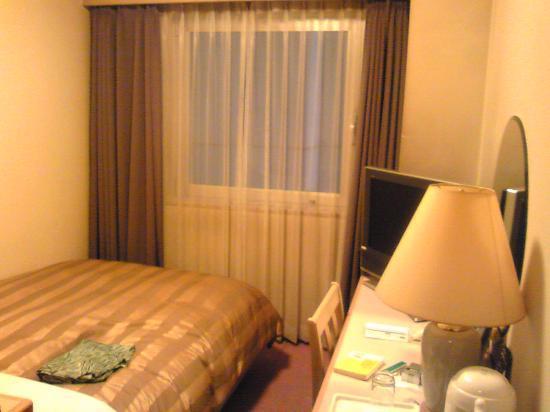 Ark Hotel Tokyo Ikebukuro : 客室内