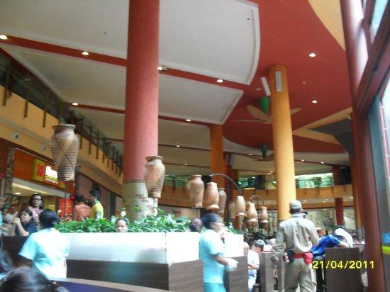 Manauara Shopping : Feria de comida