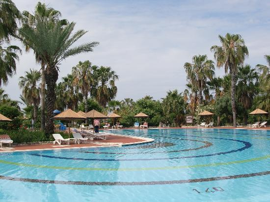 Defne Garden: la superbe piscine