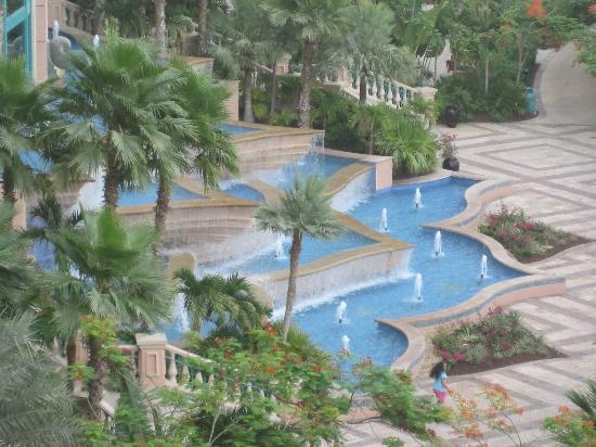 Atlantis, The Palm : Entrance