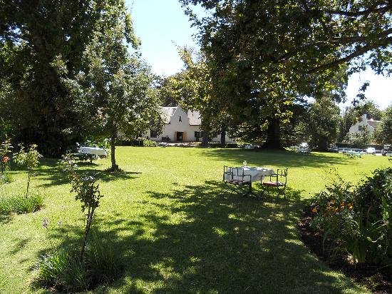 Buitenverwachting : Lovely grounds for a picnic or lunch