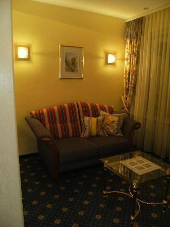Ringhotel Sonnenhof Hotel: un mignon petit salon