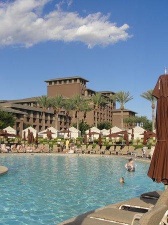 The Westin Kierland Resort & Spa: the pool