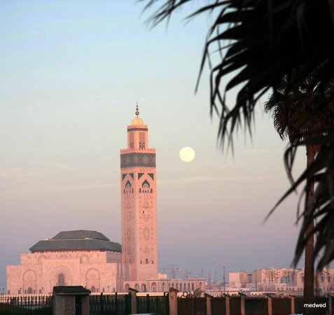 Casablanca, Marokko: Hassan II Mosque