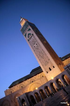 Casablanca, Morocco: Hassan II Mosque