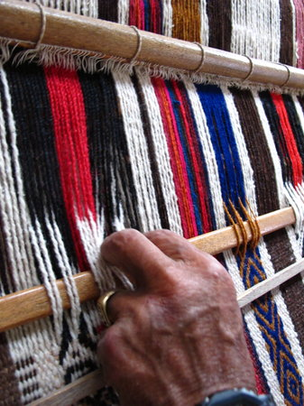 Tahuantinsuyo Weaving Workshop