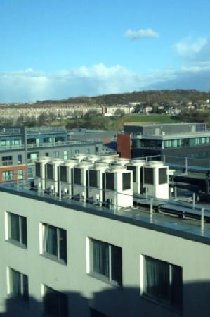 Jurys Inn Sheffield: view from room