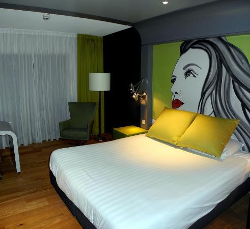 Apollo Hotel Breda City Centre : Chambre