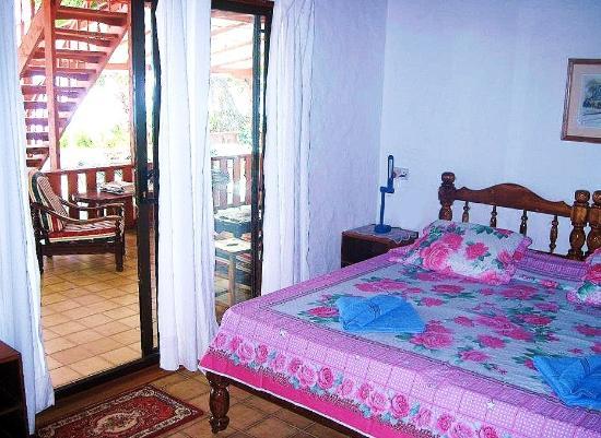 Villa Flamboyant: seaveiw room