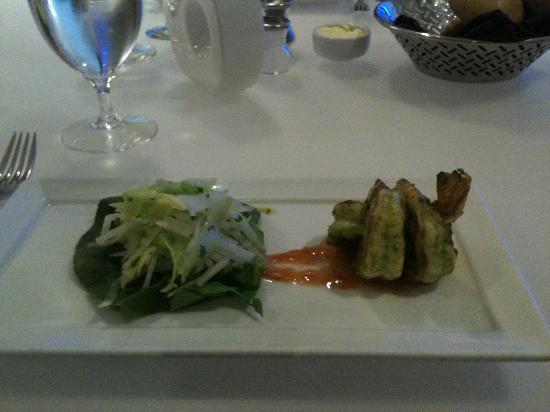 Bravo Restaurant : Grilled Shrimp